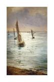 Homeward Bound Giclee Print by William Lionel Wyllie