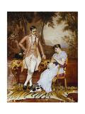 The Proposal, 1894 Giclee Print by Adolf Pirsch