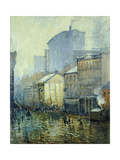 Lower Manhattan Giclee Print by Arthur Clifton Goodwin