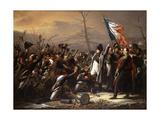 Retour De L'Ile D'Elbe, Fevrier 1815, 1818 Giclee Print by Charles Auguste Steuben