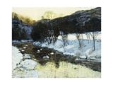 Dusk's Palette Giclee Print by George Gardner Symons