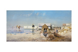 A Summer Day, 1888 Giclee Print by Robert Alott