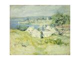 Gloucester Giclee Print by John Henry Twachtman