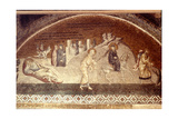 A Mosaic Panel in the Church of St Saviour in Chora, (Kariye Djami) Istanbul Depicting Joseph's… Giclee Print