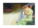 Iridescence, C.1895 Giclee Print by Henry Siddons Mowbray