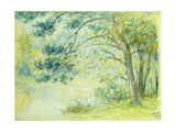 Landscape; Paysage Giclee Print by Claude Emile Schuffenecker