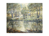 Path to the River Giclee Print by Ernest Lawson