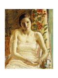 Seated Figure Giclee Print by Frederick Carl Frieseke