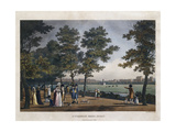St. Stephen's Green, Dublin, 1797 Giclee Print by James Malton