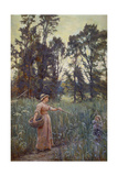 Not Far to Go Giclee Print by Frederick Morgan