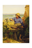 The Sailor, 1874 Giclee Print by Carl Bloch
