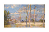 Spring's Early Days Giclée-Druck von Robert William Vonnoh