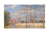 Spring's Early Days Giclée-Druck von Robert William Vonnoh
