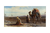La Illah Ill Allah, 1875 Giclee Print by Carl Haag