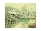 Early Spring Giclee Print by Ernest Lawson