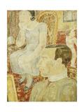 Interior Giclee Print by Jessica Stewart Dismorr