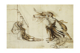 The Massacre of the Innocents Giclee Print by Henry Fuseli