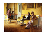 Reconcilable Differences Giclee Print by Henri-Adolphe Laissement