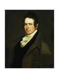 Major Benjamin O'Fallon (1793-1842), C.1821 Giclee Print by Chester Harding