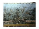 Detail of the Fresco from the Main Hall of Livia's Villa at Prima Porta, Outside Rome Giclee Print