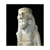 Statue of Queen Merit-Aamon on of the Daughters of Ramesses II Who Was Promoted to the Position… Giclee Print