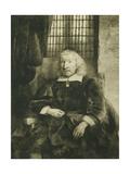 Thomas Haaringh ('Old Haaringh'), C.1655 Giclee Print by  Rembrandt van Rjin