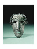 The Mask of Man; Le Masque D'Homme, C.1911-12 Giclee Print by Pablo Gargallo