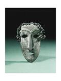 The Mask of Man; Le Masque D'Homme, C.1911-12 Giclee Print by Pablo Gargallo