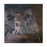 Pompeian Copy of a 2nd Century BC Greek Painting from Alexandria Giclee Print