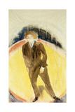 Vaudeville Figure Reproduction procédé giclée par Charles Demuth