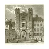 The Holbein Gateway, Whitehall Giclee Print