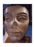 The Head of Smenkh-Ka-Ra, Sometimes Thought to Be Nefertiti Giclee Print