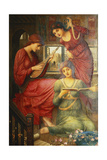 In the Golden Days Giclee Print by John Melhuish Strudwick
