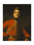 Portrait of Lieut-Colonel Morrison of the 7th Dragoon Guards, Half Length, in Uniform Giclee Print by Sir Henry Raeburn