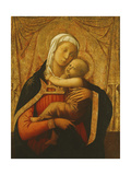 The Madonna and Child Giclee Print by Fra Filippo Lippi
