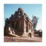 Mahabalipuram Giclee Print