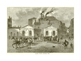 Messrs Meux's Brewery, 1830 Giclee Print