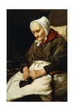 Peaceful Moments Giclee Print by Edwin Harris