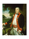 Portrait of Captain John Pratt, Middleton, Connecticut, 1792 Giclee Print by Ralph Earl