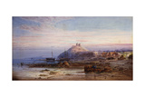 Cricceith Castle Giclee Print by George Wolfe