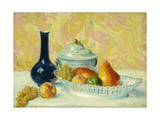 Still Life with Fruit; Nature Morte Aux Fruits Giclee Print by Hippolyte Petitjean