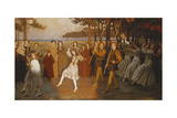 Golden Youth Giclee Print by Thomas Cooper Gotch