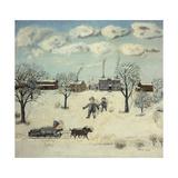 Winter Giclee Print by John Kane
