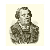 Martin Luther Giclee Print by German School