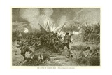 The Battle of Marston Moor Giclee Print by Ernest Crofts