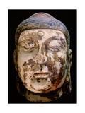 Unidentified Polychrome Head Giclee Print