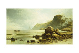 Low Tide, Southhead, Grand Manan Island Giclee Print by Alfred Thompson Bricher