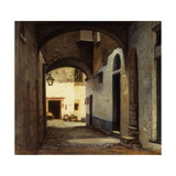 San Remo Giclee Print by William Morris Hunt