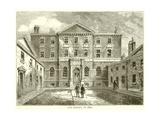 The Albany, in 1800 Giclee Print
