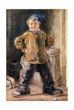 Grandfather's Boots Giclee Print by William Henry Hunt